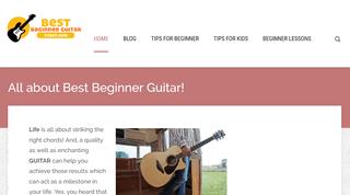 Best Beginner Guitar Today