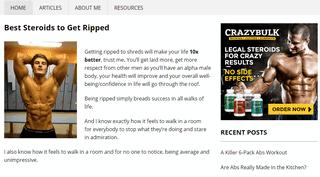 Steroidstogetripped.com