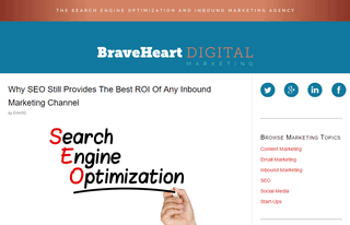 Braveheart Digital Marketing