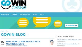 GoWin Blog
