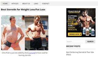 Steroidsforweightloss.com