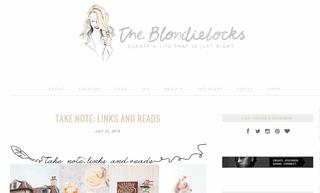 The BlondieLocks