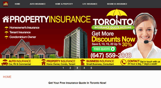 Local Insurance Quotes Company In Toronto | 647.559.3848