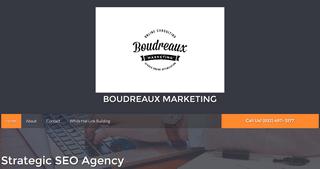 Boudreaux Marketing