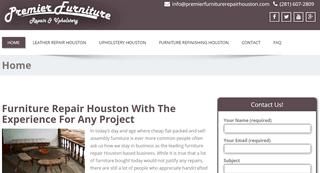 Premier Furniture Repair Houston