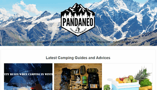 Pandaneo - Camping guides and tips