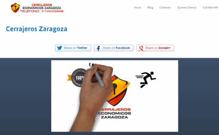 Cerrajeros Zaragoza - 24h - 518880449