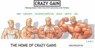 Crazy Gain