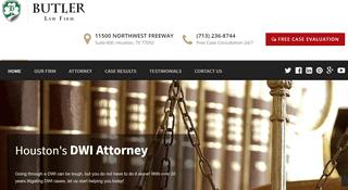 Houston DWI Lawyer