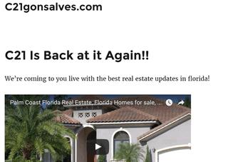 Sell House Fast - C21Gonsalves.com