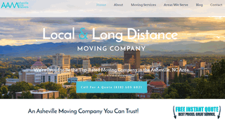 Asheville Area Movers