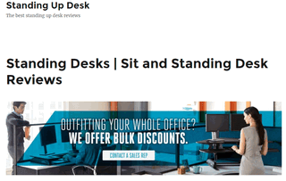 Standing Desk | Stand Up Desks