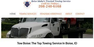 Towing Boise Idaho