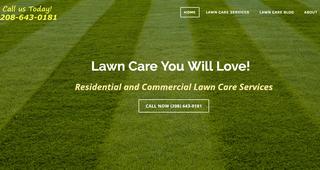 Lawn Care Boise