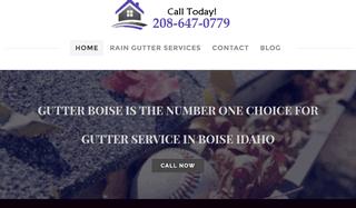 Rain Gutters Boise