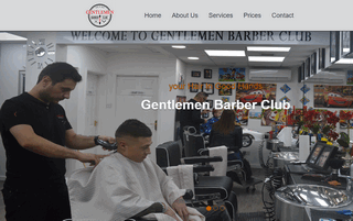 Gentlemens Barber Club - Solihull, Shirley & Monkspath