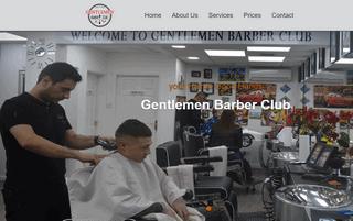 Gentlemens Barber Club - Solihull, Shirley & Monkspath