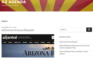 AZ Agenda | Phoenix Arizona News and Local Stories