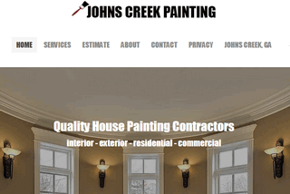 House Painting Johns Creek