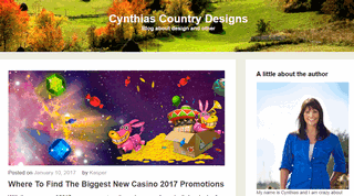 Cynthias Country Designs