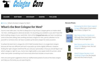 Cologne Cave