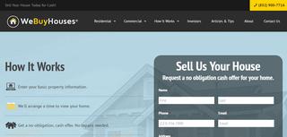 We Buy Houses - Houston