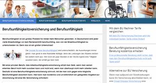 BerufsunfaehigkeitsversicherungVergleich24.de