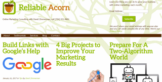 Internet Marketing Blog by Reliable Acorn