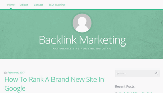 Backlink Marketing