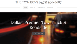 The Tow Boys Dallas