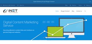 iNet Ventures - Blogger Outreach