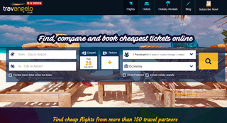 Travangelo - Compare Cheap Flights