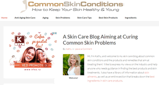 Common Skin Conditions Skin Care Blog