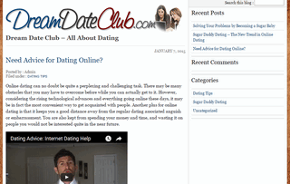 Dream Date Club - Dating Advice
