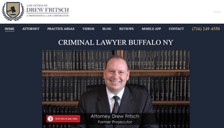 CRIMINAL LAWYER BUFFALO NY
