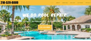 Pool Deck Repair San Antonio