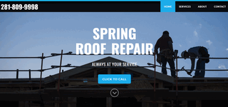 Roofing Spring, TX