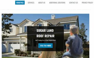Sugar Land Roof Repair