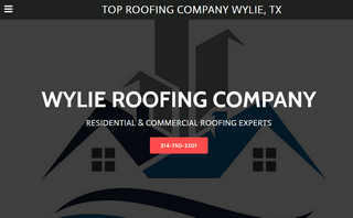 Roofing Wylie, TX