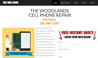 The Woodlands Cell Phone Repair