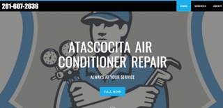 Air Conditioner Repair Atascocita, TX