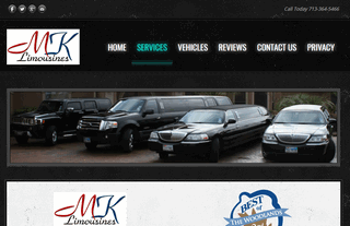 Limo Rentals in The Woodlands, TX
