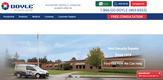 Doyle Security Systems Blog