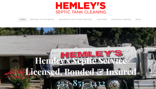 Hemley Septic Service