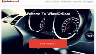 Wheel On Road - An Automotive Blog!