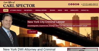 New York DWI Attorney