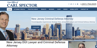 New Jersey DUI Lawyer