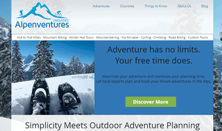 Alpenventures UNGUIDED