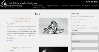 Colorado Springs Jeweler Blog