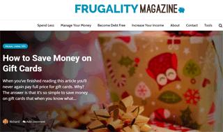 Frugality Magazine